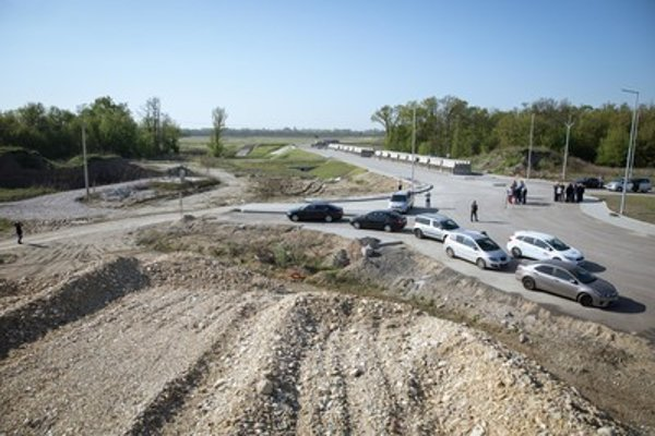 The Triblavina junction will be part of the Bratislava ring-road.