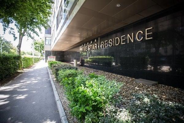 Five Star Residence in Bratislava