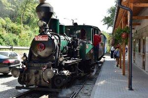 Historical train rides around Košice