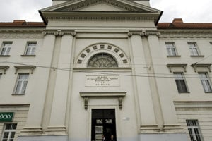 St Ladislaus Church, Bratislava.