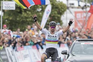 Peter Sagan wins the Czech y Slovak Championship, June 24, 2018