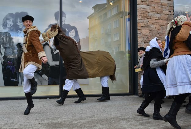 Old traditions revived in Poprad
