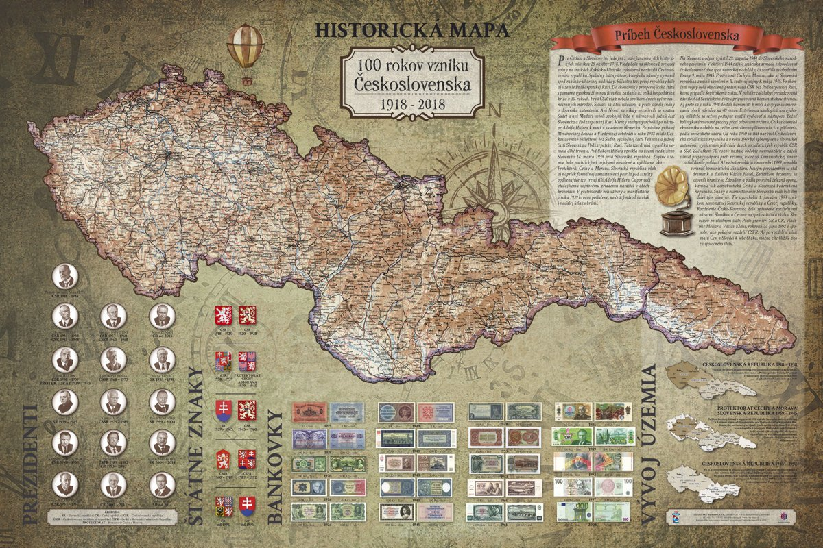 Do You Have Your Map Of Czechoslovakia Spectatorsmesk