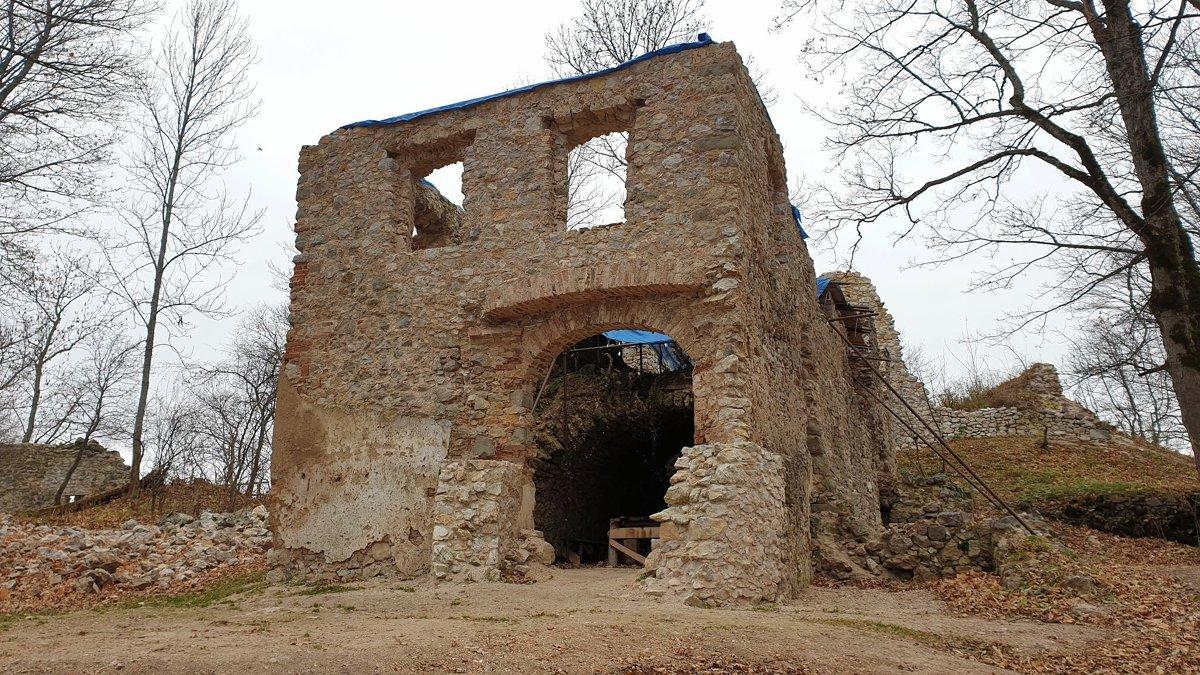 Muráň Castle is undergoing reconstruction - spectator.sme.sk ef935206f7