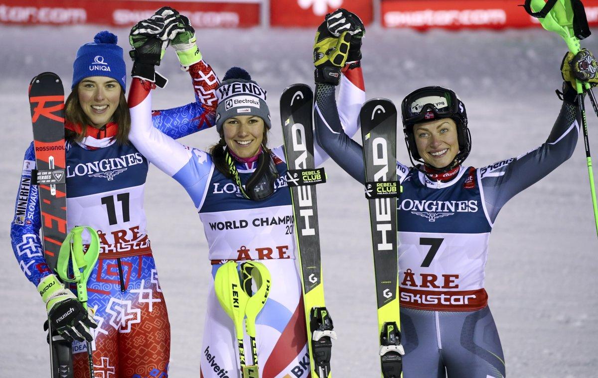Vlhová wins silver in women s world combined - spectator.sme.sk 887269d0612