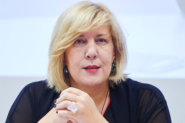 Council of Europe Commissioner for Human Rights Dunja Mijatović