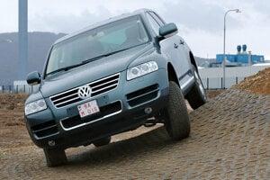 VW Touareg in 2003