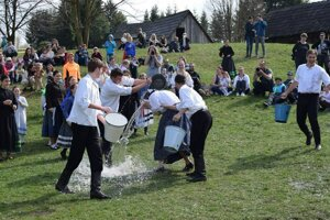 Experiencing Slovakian Easter is a must. Whipping girls, splashing water over them and decorating Easter eggs are the most popular traditions at Easter. Celebrate it at the Museum of the Slovak Village in Martin on April 14.