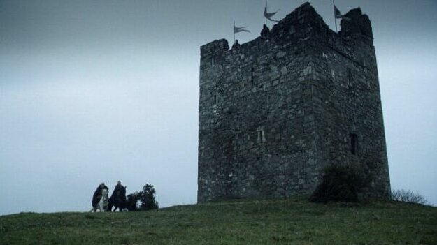 King Robert Baratheon's arrival at Winterfell & Robb's Camp
