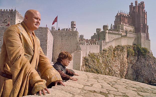 King's Landing walls