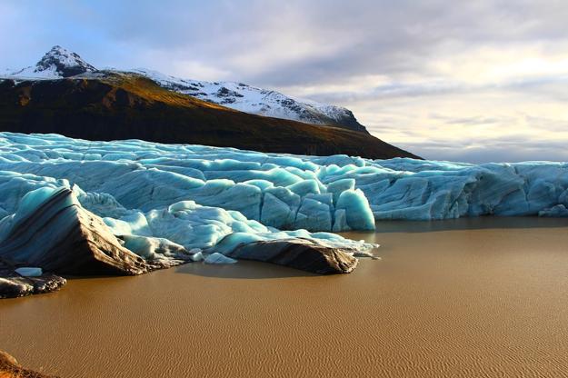 Svínafellsjökull (Skaftafell National Park)