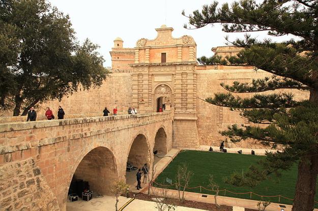 Mdina - Mdina Gate