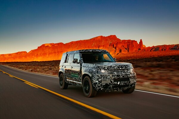 Redesigned Land Rover Defender will be produced in Nitra, where Jaguar Land Rover has its plant.