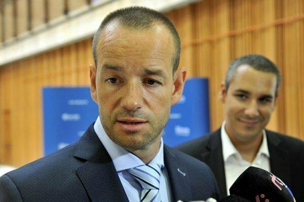 Viktor Stromček is a former general manager of Smer.