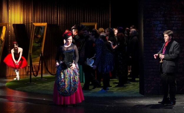 Rigoletto by Giuseppe Verdi in SDKE