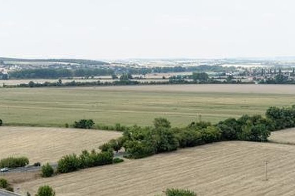 Land, where the new Jaguar Land Rover plant might stand.