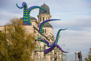 Filthy Luker & Pedro Estrellas: Octopus