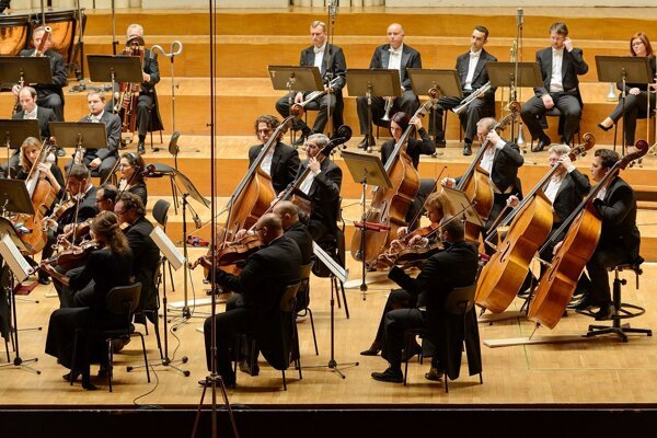 The Symphonic Orchestra of the Slovak Radio