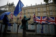 The idea of demonstrators waving EU flags in Westminster would have seemed faintly ridiculous before 2016; now it is a common sight at moments of parliamentary drama.