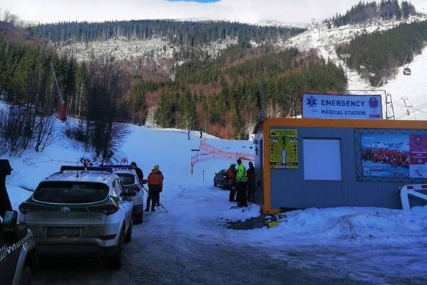 A skier from Belarus died at a Slovak ski resort on January 16, 2020