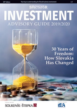 This article was published in Investment Advisory Guide - Your key to understanding the Slovak business environment