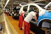 Carmakers sometimes resort to emplyoing workers from abroad, illustrative stock photo