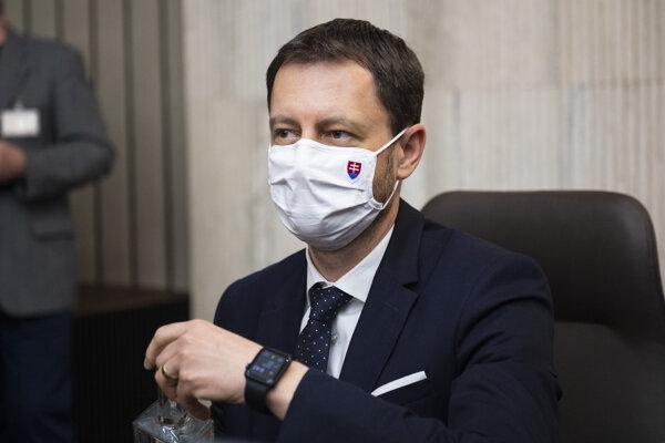 Finance Minister Eduar Heger (OĽaNO)