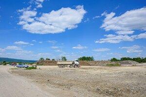 The waste dump in Ivanka pri Dunaji.