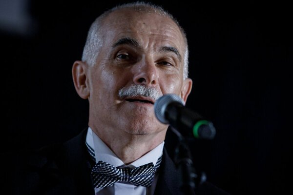 Physicist Peter Skyba is named the Slovak Scientist of 2019 on June 16, 2020.