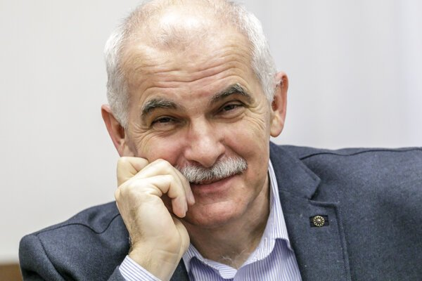 Physicist Peter Skyba became Slovakia's Scientist of 2019 on June 16, 2020.