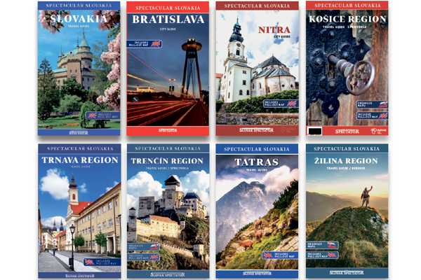 Spectacular Slovakia travel guide series