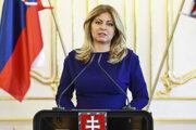President Zuzana Caputova