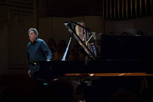 Concert of Philip Glass was part of Viva Musica!