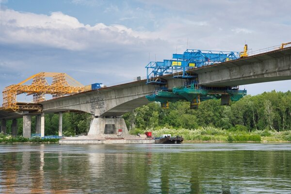 Lužný Most bridge
