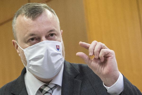 Labour Minister Milan Krajniak