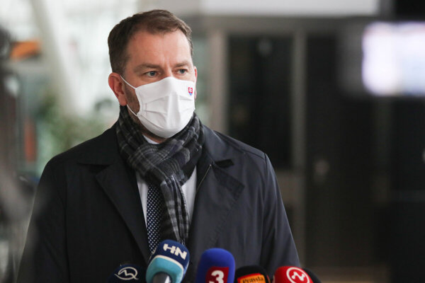 PM Igor Matovič attended an EU summit in Brussels one week before he tested positive for the coronavirus.