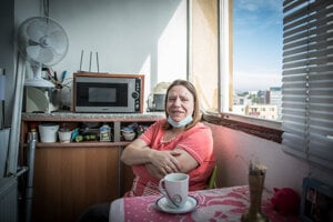 Eva Račická is now looking for a lawyer who will help her end an unhappy chapter of her life.