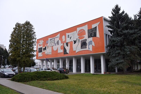 STU's Faculty of Materials Science and Technology in Trnava.
