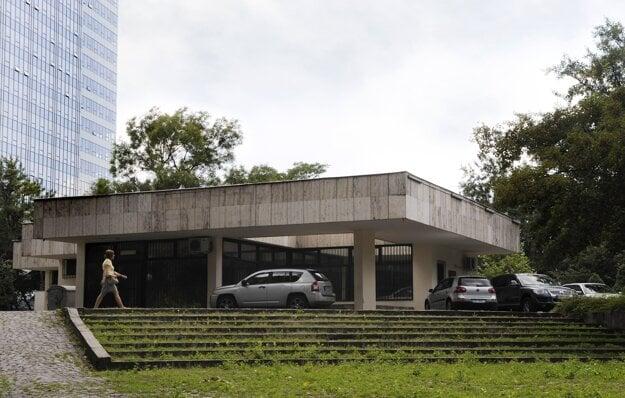 The former night club Messalina