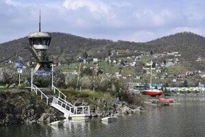 Lúč is one of the resorts at the Zemplínska Šírava water dam in the east of Slovakia.