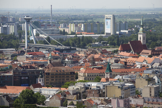 Bratislava has the cheapest lifestyle for pensioners, a study by Audley Villages has found.