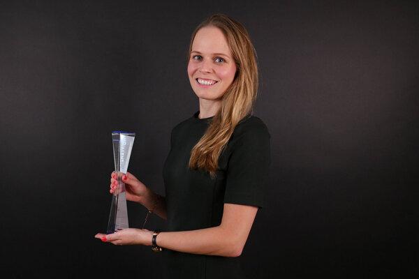 Michelle Krivda of Swiss Re
