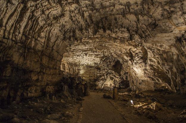 Demänovská Cave of Liberty.