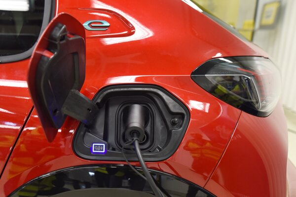 While Slovakia produces e-cars in Bratislava as well as Trnava, their sales remain low.