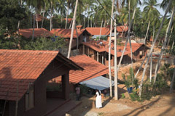The Slovak village in Sri Lanka is run by the People in Peril NGO.