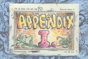 Appendix I. is the band's debut album.