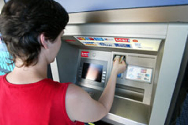 That's going to cost you: a poll has identified ATM withdrawal fees as one of banks' more absurd charges.