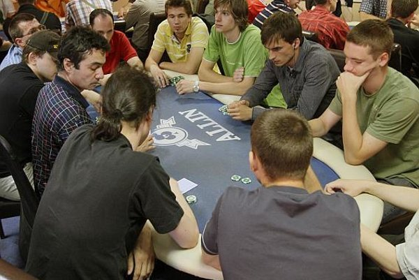 Poker is popular in Slovakia.