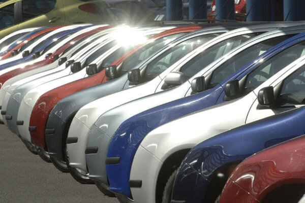 The crisis has not dimmed Slovakia's appetite for cars.