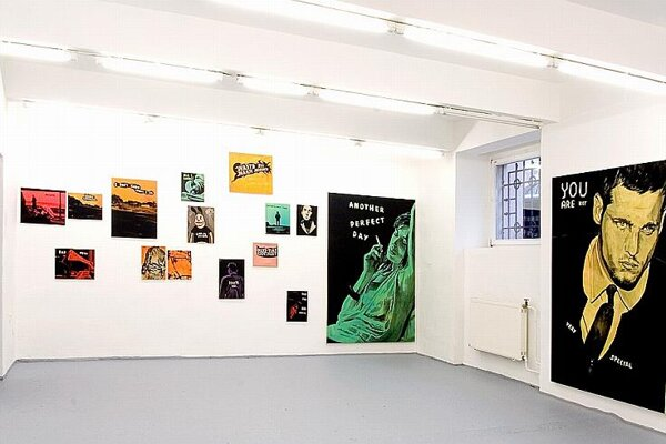 A hungry stomach can drown out even the most persistent muse, as was the case with the Bastart Gallery.